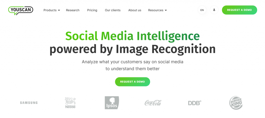 social media analytics by YouScan