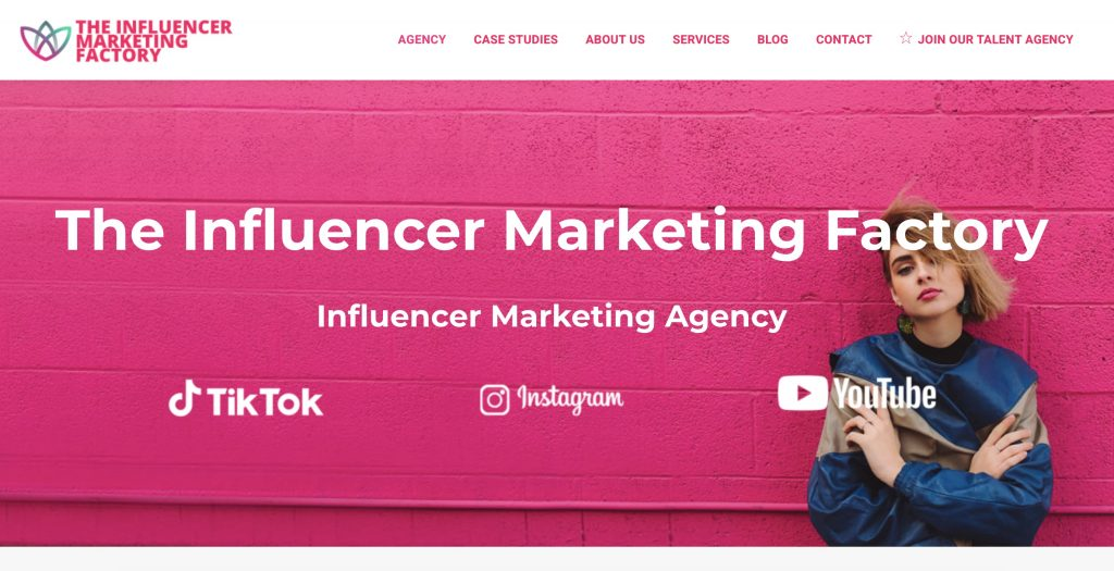 tiktok marketing agency imf