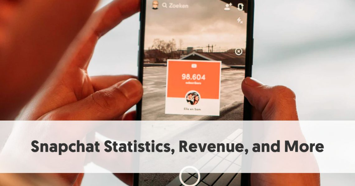 Snapchat Statistics and Revenue | Snapchat by the Numbers