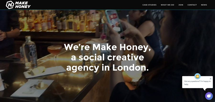 make honey agency