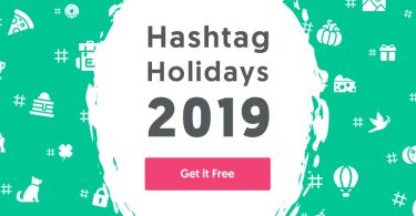 Social Media Holiday Calendar 2019