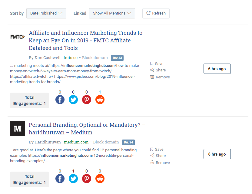 BuzzSumo Review - Pricing and Features | BuzzSumo Software Review