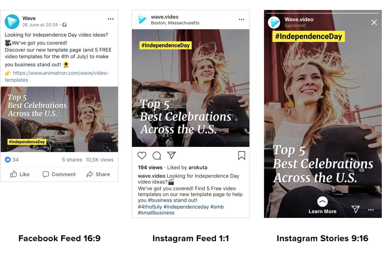 Instagram Ad Sizes and Specifications [The Ultimate