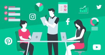 Internet & Social Media Statistics | Internet in Real Time