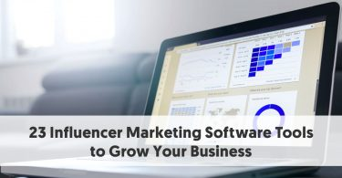 23 Influencer Marketing Software Tools to Grow Your Business