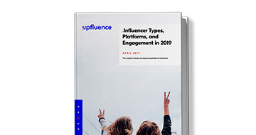 Influencer Types, Platforms and Engagement Benchmarks in 2019