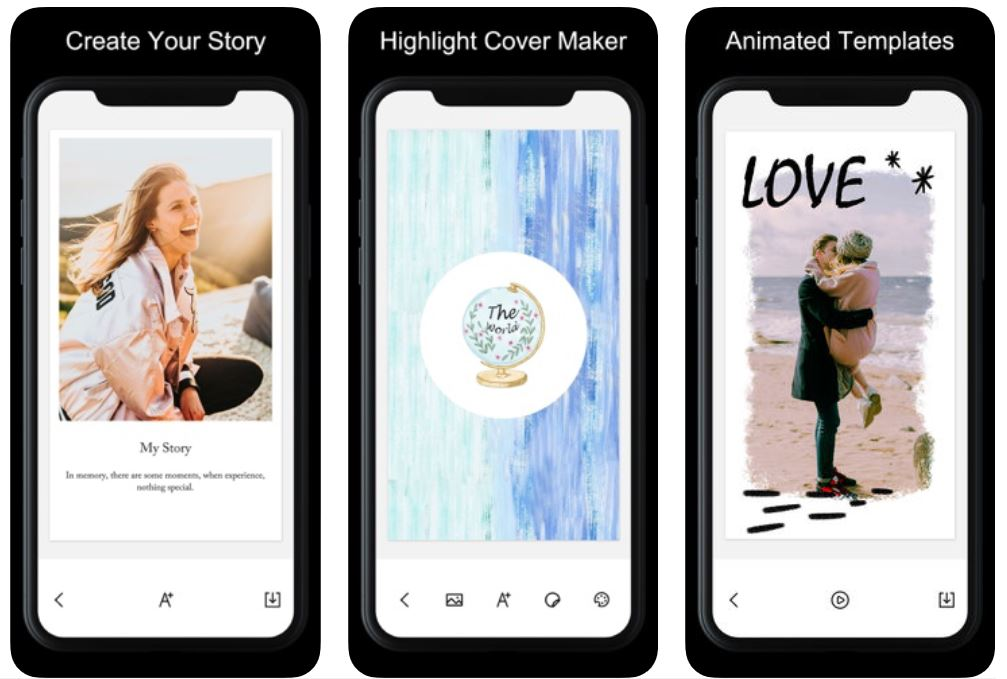 How to Use Instagram Stories Templates (+5 Apps to Create Them)