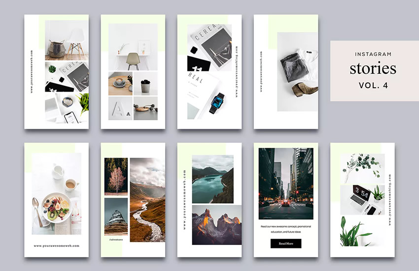 Your Epic Guide to Instagram Templates (with Free Downloadable