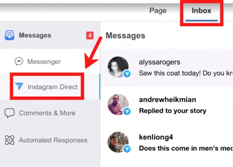 How to Reply to Instagram Direct Messages from Your Desktop