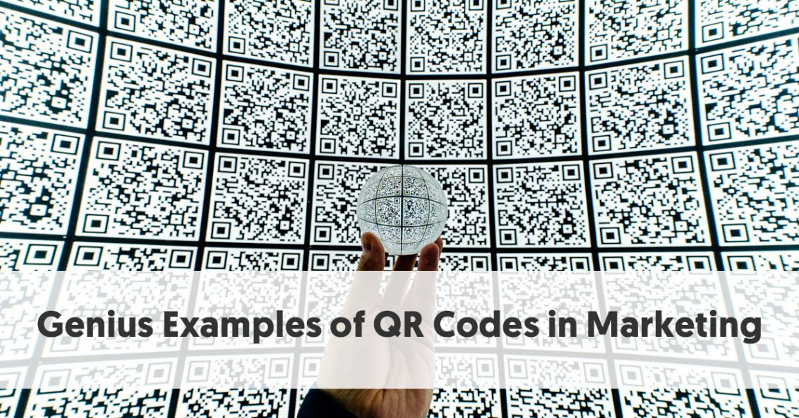 Genius Examples of QR Codes in Marketing