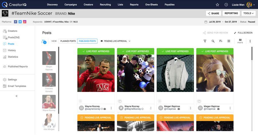 CreatorIQ Review | Influencer Marketing Software Reviews