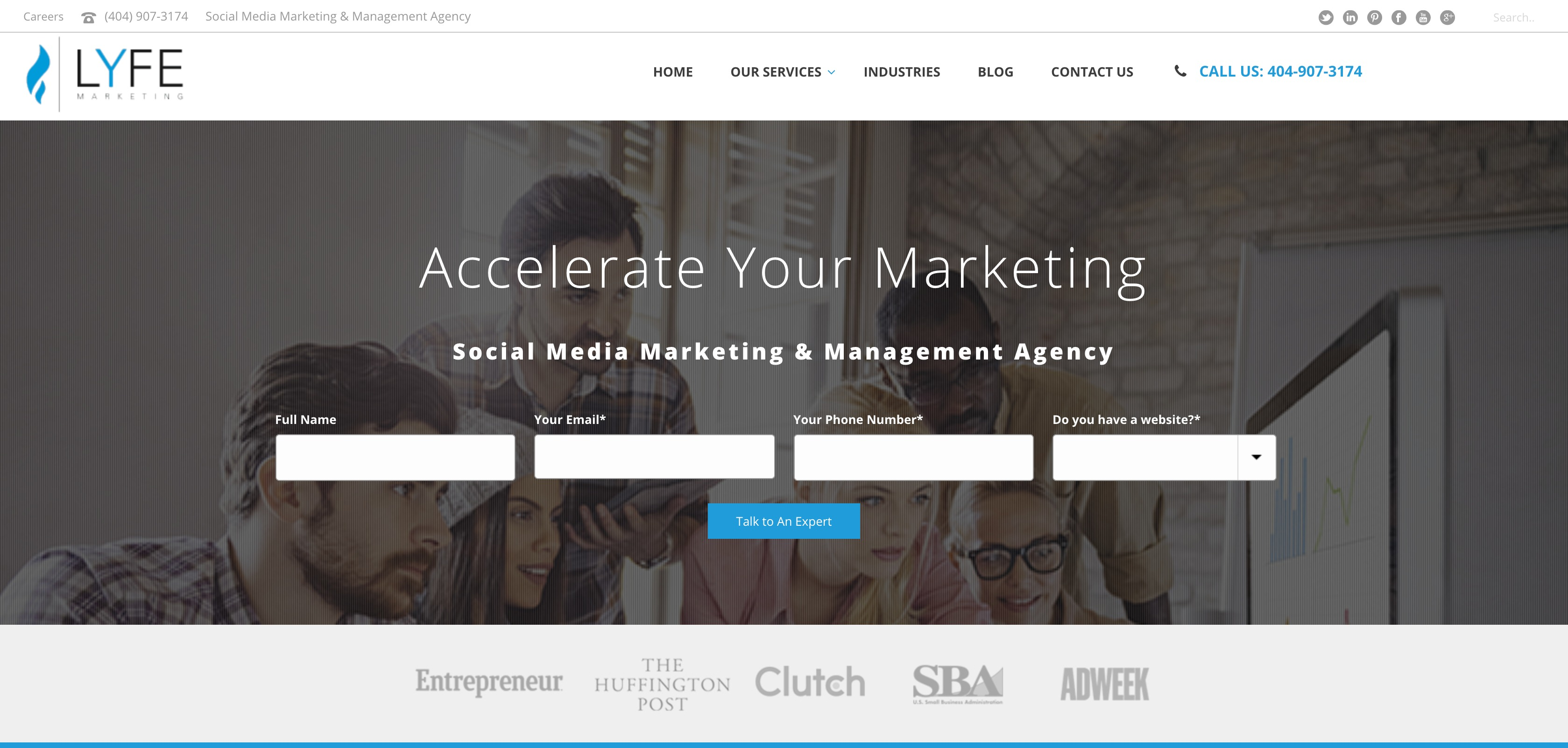 Top 36 Social Media Marketing Agencies For 2020 Updated August