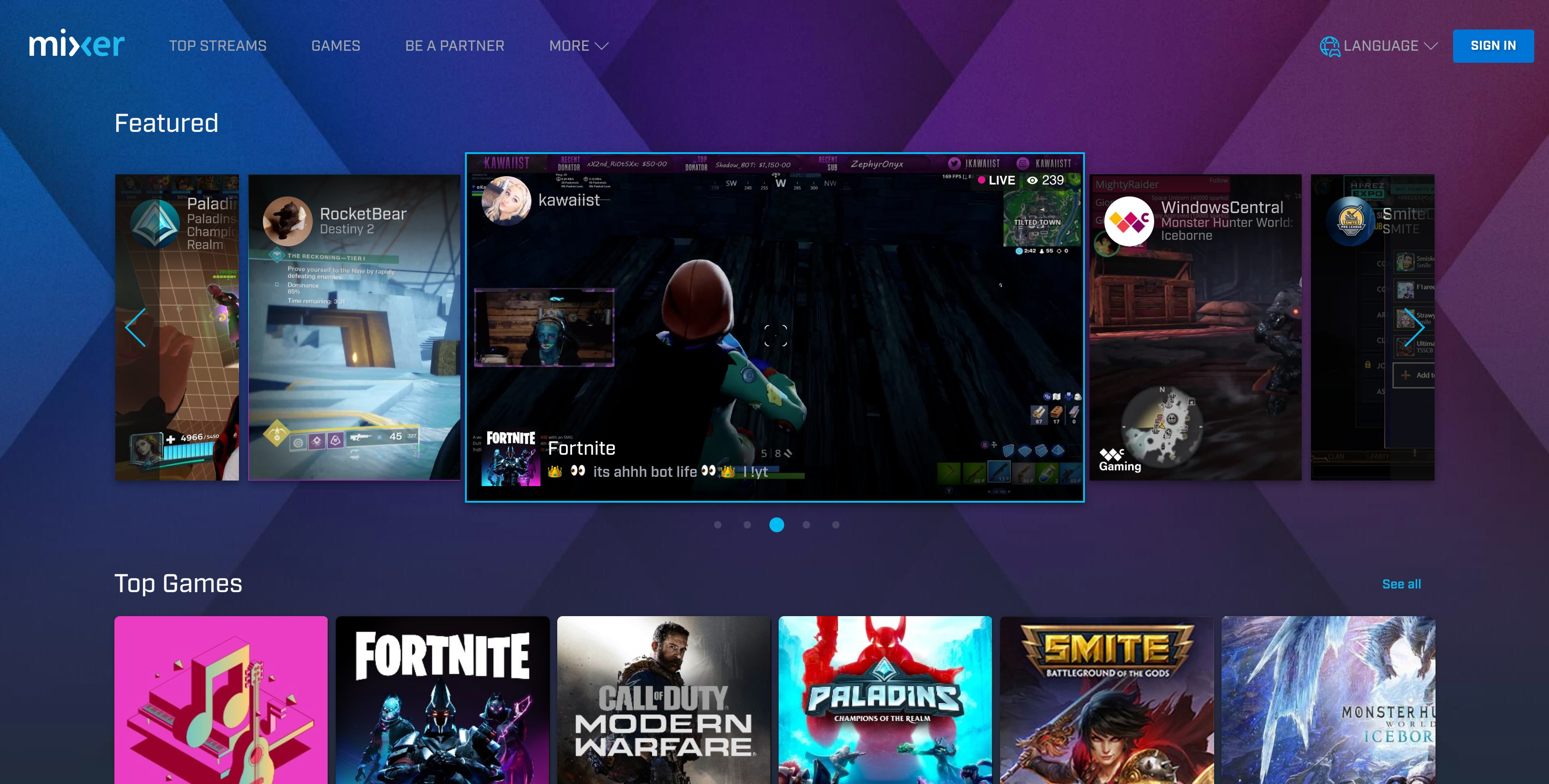What is Mixer and Why do People Live-Stream There?