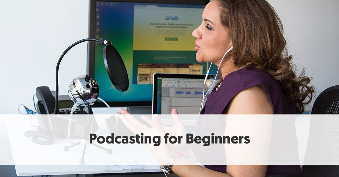 Podcasting Tips and Tools - cover