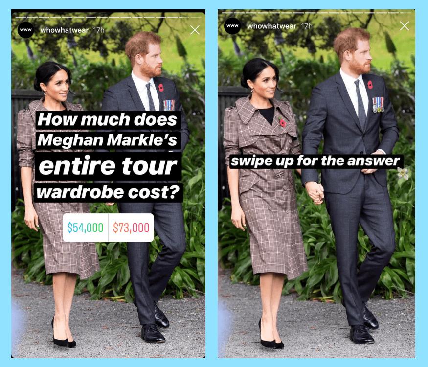 use Instagram Stories polls