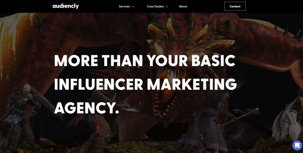 audiencly - digital marketing agencies top list