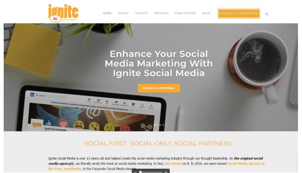 social media agencies ignite