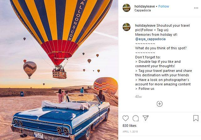 grow instagram account organically