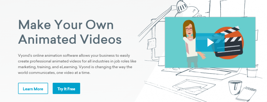 make your own animated videos