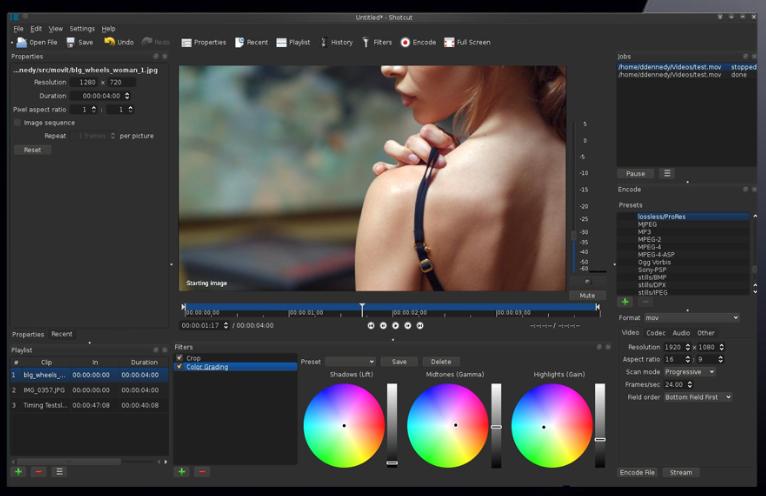free video editing platform