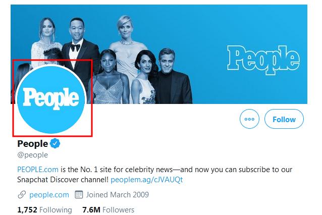 twitter profile image sizes