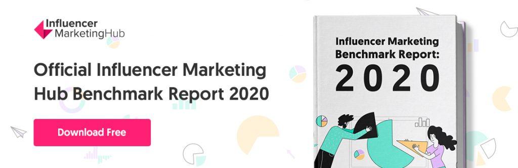 Rapport de marketing d'influence