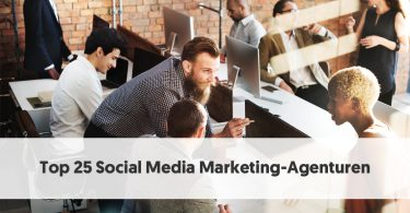 Top 25 Social Media Marketing-Agenturen