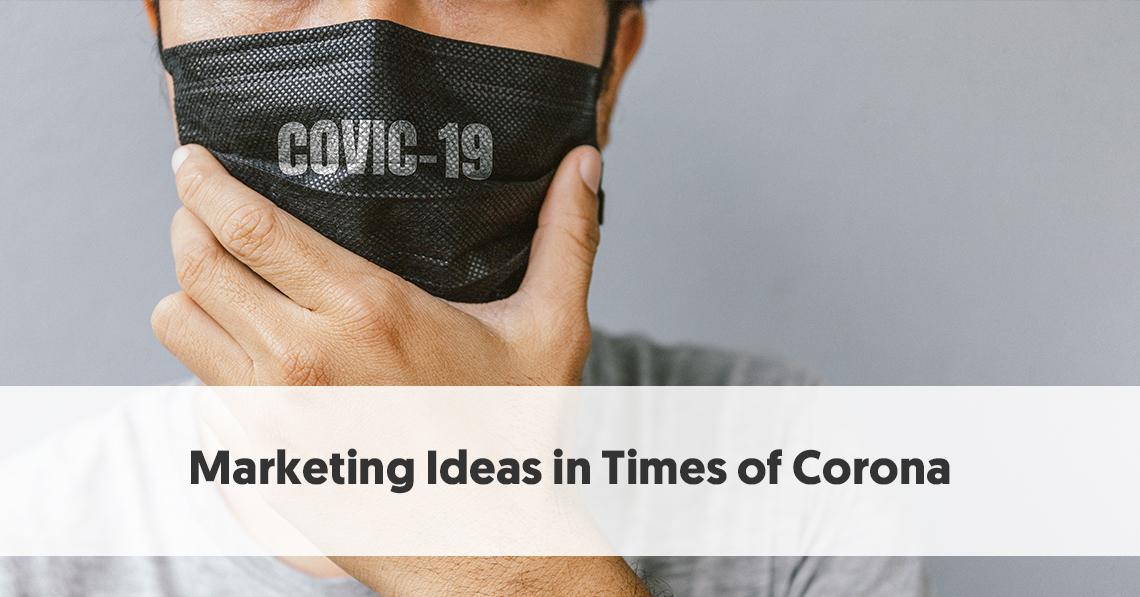 10 Marketing Tips During The Coronavirus Crisis Coronavirus
