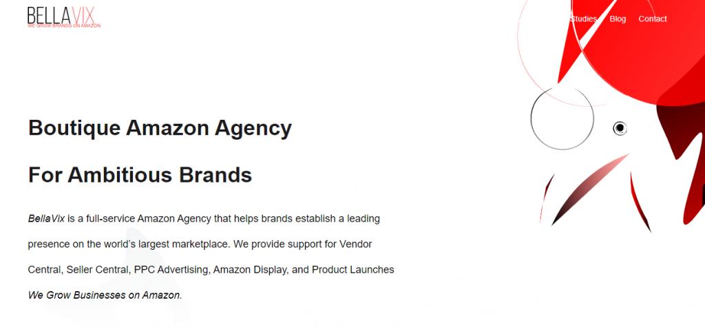 bellavix agency for amazon
