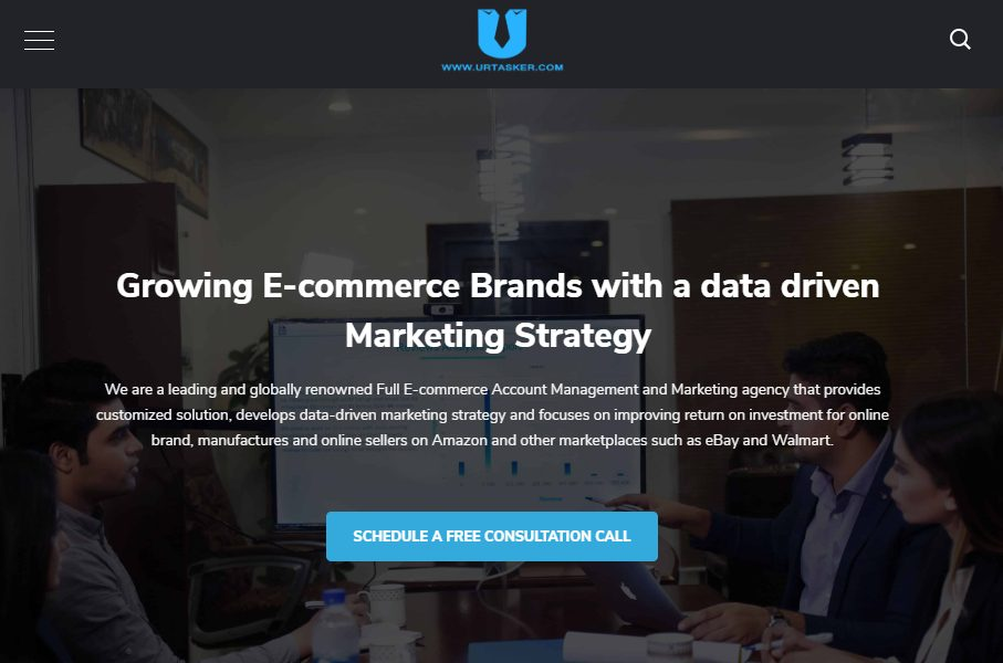 urtasker amazon agency