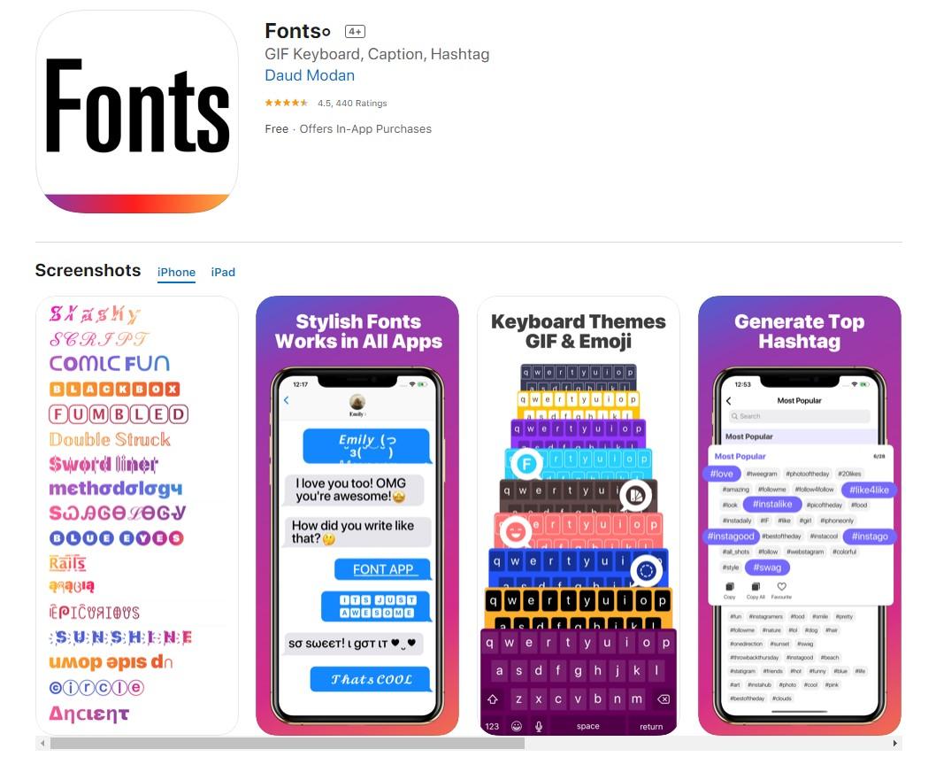 How To Customize Tiktok Fonts 6 Free Tiktok Font Generators
