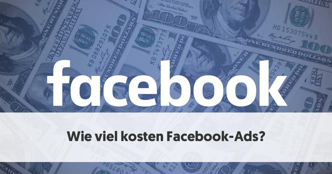 Wie Viel Kosten Facebook Ads Die Wahren Kosten Fur Das Ausfuhren Von Facebook Werbung