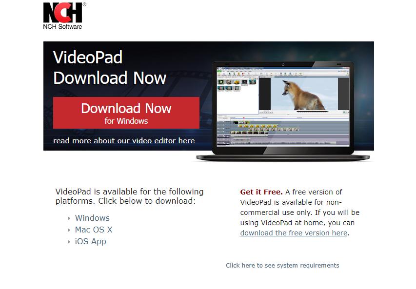 VideoPad | Influencer Marketing Hub