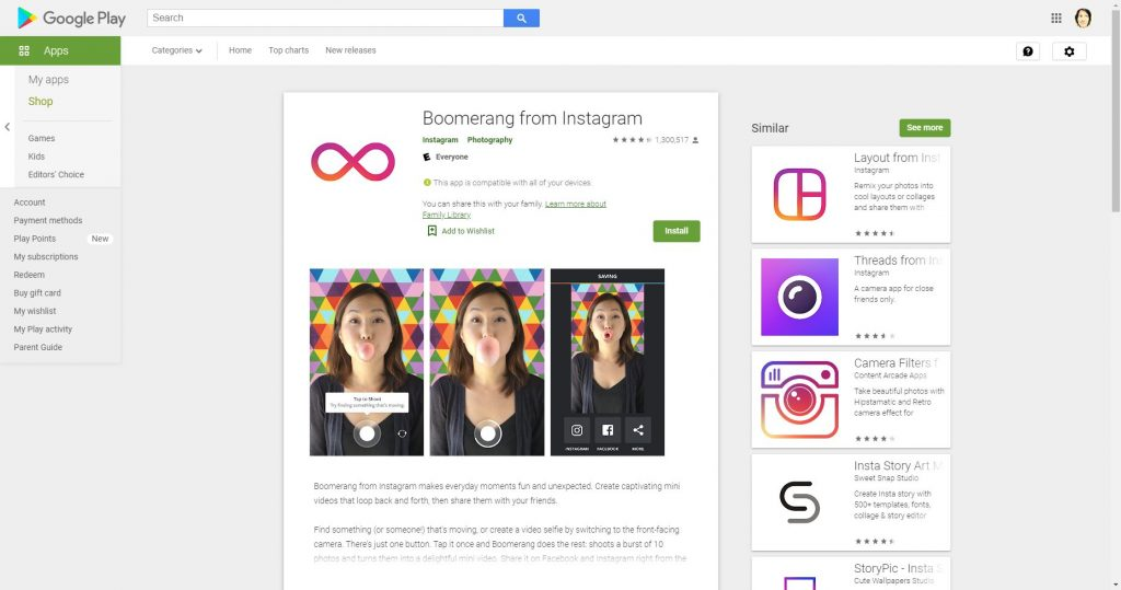 Instagram video editing apps