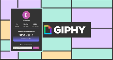 GIPHY Money Calculator