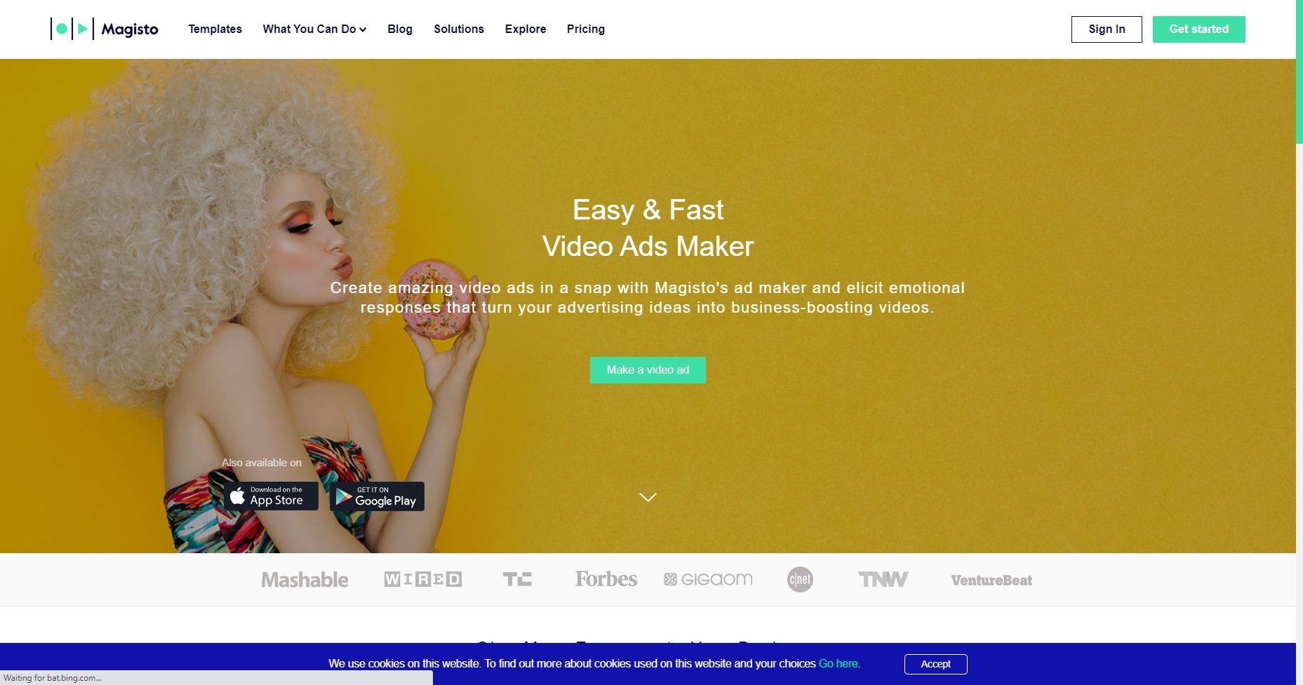 Ad video Video ads