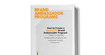 How to Create a Successful Brand Ambassador program