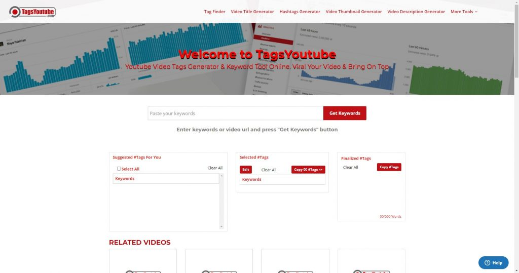 top YouTube seo tools