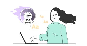 Typing Speed Test Tool