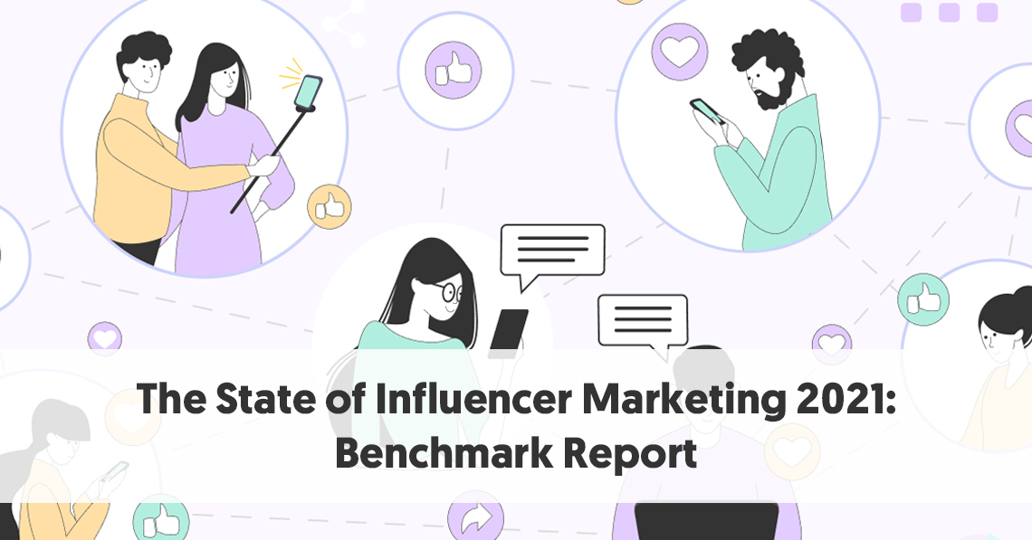 influencer marketing benchmark report