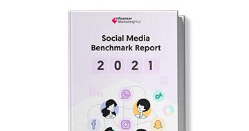 Social Media Benchmark Report 2021