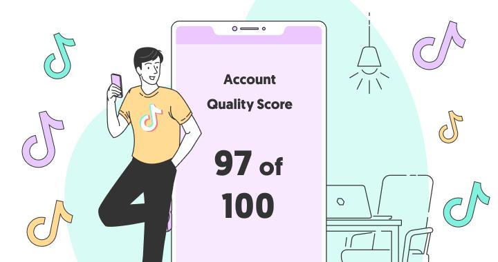 TikTok Account Quality Checker