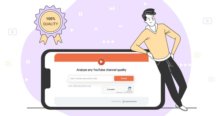 YouTube Fake Sub Checker Tool